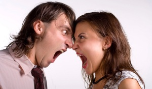 arguing